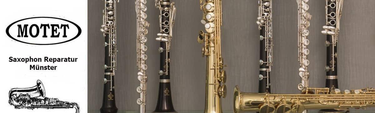 Saxophon Reparatur Münster, Saxophon Werkstatt, An & Verkauf
